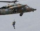 Cụ bà Nhật Bản thiệt mạng sau cú rơi từ trực thăng cứu hộ sau bão