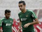 Trung vệ gốc Brazil của Indonesia hạ quyết tâm đánh bại tuyển Việt Nam