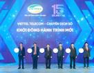Viettel Telecom kỷ niệm 15 năm hoạt động, ra mắt dịch vụ lưu trữ Livebox