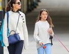Con gái Tom Cruise càng lớn càng xinh đẹp