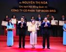 Bà Nguyễn Thị Nga - Chủ tịch Tập đoàn BRG: Doanh nhân Việt Nam tiêu biểu - Cúp Thánh Gióng 2019