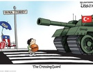 Trận chiến tại Syria: Khó dễ không chỉ riêng ai