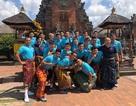 Đội tuyển Việt Nam thăm đền ở Bali, lên máy bay về nước