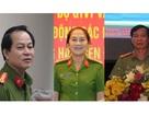Bộ Công an kỷ luật 3 Phó Giám đốc Công an Đồng Nai