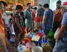Phát hiện Công ty nước sông Đà xả nước súc rửa bể chứa ra suối Đồng Bãi