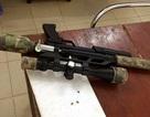 """Hà Nội: Thu giữ khẩu súng bắn chim được """"độ"""" như... súng bắn tỉa"""