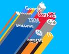 """Facebook bị """"đá văng"""" khỏi top 10 thương hiệu lớn nhất thế giới"""
