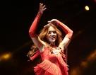 Nét đẹp khỏe khoắn, nóng bỏng của nữ sinh Cuba tại cuộc thi Hoa khôi ĐH Hà Nội
