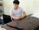 Bắt đối tượng nghi dùng súng hoa cải bắn chết người