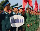 Hơn 3.000 chiến sĩ bộ đội diễu hành hưởng ứng ngày hội văn hóa giao thông