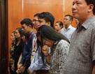 Giảng viên, sinh viên ĐH Mỏ - Địa chất khóc nghẹn trong lễ tưởng nhớ PGS.TS Lê Hải An