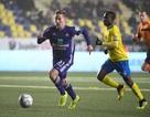 Sint Truidense thua đậm Anderlecht trong ngày Công Phượng không được đăng ký
