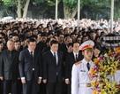 Hàng nghìn người thương tiếc đưa tiễn Thứ trưởng Lê Hải An về nơi an nghỉ cuối cùng
