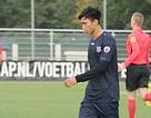 Văn Hậu khiêm tốn dù tỏa sáng ở đội trẻ Heerenveen