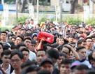 Hàng nghìn cổ động viên không được xem trận futsal Việt Nam đấu Thái Lan