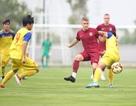 U19 Việt Nam thắng đội bóng châu Âu trước thềm giải châu Á