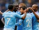 Man City  3-0 Aston Villa: Bùng nổ trong hiệp hai