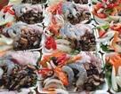 Giật mình set lẩu toàn hải sản tươi giá chỉ 50 ngàn đồng trên vỉa hè