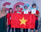 Việt Nam giành 4 Huy chương Vàng tại kỳ thi Khoa học Quốc tế ISC năm 2019