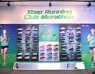 Ấn tượng với trang phục thể thao được XTEP thiết kế riêng cho giải chạy VPBank Hanoi Marathon 2019