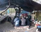 Cuộc sống  trong lều tạm của người Việt ở Pháp chờ sang Anh