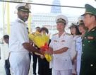 Tàu Hải quân Ấn Độ thăm hữu nghị TP Đà Nẵng