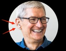 CEO Apple bị chế giễu vì sử dụng ảnh Photoshop để khoe tai nghe AirPods