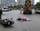 Hà Nội: Va chạm với xe bồn, hai phụ nữ tử vong tại chỗ