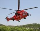 Trực thăng Hàn Quốc rơi gần đảo tranh chấp với Nhật Bản, 7 người mất tích