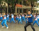 Quảng Ngãi: Học sinh hứng thú với giờ học võ cổ truyền
