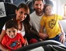 """Messi tiết lộ vợ con """"xếp trên"""" ước mơ chơi bóng"""