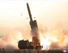 """Triều Tiên thử hệ thống phóng đa tên lửa """"siêu lớn"""""""