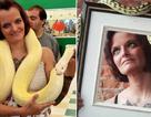 Một phụ nữ bị trăn khổng lồ siết cổ chết trong căn nhà có 140 con rắn