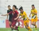 Thua trận lượt cuối, U19 nữ Việt Nam và Thái Lan bị loại tại giải U19 nữ châu Á