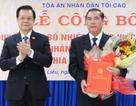 Thẩm phán cao cấp tại TPHCM được bổ nhiệm làm Chánh án TAND Bạc Liêu