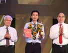 """Tiến sĩ """"Quả cầu vàng"""" làm Phó chủ tịch Hội Liên hiệp Thanh niên TPHCM"""
