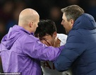 CLB Everton điều tra hành vi phân biệt chủng tộc đối với Son Heung Min