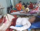 Giận chồng, người phụ nữ đang mang thai đổ xăng tự thiêu