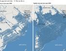 Mực nước biển dâng ở Đồng bằng Sông Cửu Long sẽ nhanh hơn so với những nơi khác?