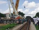 Đụng tàu hỏa khi đang sửa chữa đường ray, 2 công nhân đường sắt thương vong