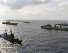 Ấn Độ âm thầm gia tăng sự hiện diện ở biển Đông