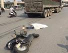 Hà Nội: Thiếu nữ đi xe máy điện bị xe đầu kéo cán tử vong