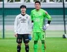 Đối diện với thủ môn Thái, Công Phượng bỏ lỡ cơ hội ngon ăn trên đất Bỉ