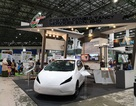 Malaysia chế tạo xe điện chạy bằng dầu ăn phế thải