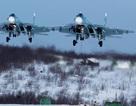 Nga công bố video Su-33 lần đầu hạ cánh xuống tàu sân bay