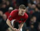 Man Utd trả giá cực đắt cho tấm vé đi tiếp ở Europa League