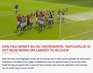 Văn Hậu trải lòng trên báo Hà Lan, muốn ở lại Heerenveen lâu dài