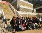 """Đoàn phim Trung Quốc quay phim gì trong công trình """"bí ẩn"""" ở Lạng Sơn?"""