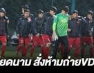 HLV Park Hang Seo ra lệnh cấm với phóng viên Thái Lan