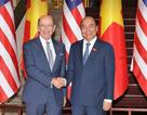 Thủ tướng Nguyễn Xuân Phúc tiếp Bộ trưởng Thương mại Mỹ thăm Việt Nam